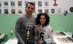 Gigi Delfino e Chiara Di Bartolo